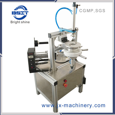 Ht-900 Hotel Manual Soap Pleat Wrapping Machine
