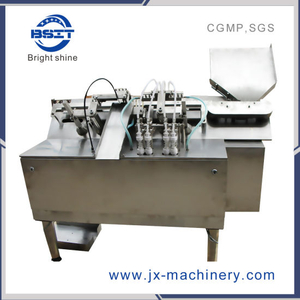 Factory Price Wholesale Automatic Pesticide Glass Ampoules Filling Machine (5-10ml)