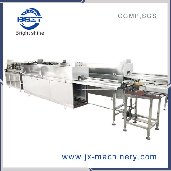 Good Price Pharmaceutical Ampoule Glaze Silk Screen Printing Machine (YGZ)