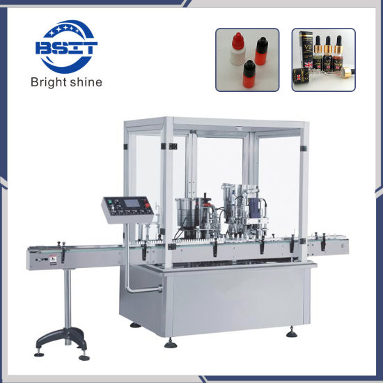 Electric Juice E-Liquid Filling Machine and Capping Machine