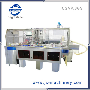 Automatic Pharmaceutical Factory PVC/PE Material Supppository Filling and Sealing Machine