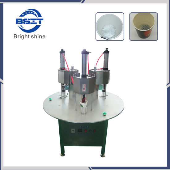 Bsb 838 Paper Cup Tea Filling Machine for Tea Cup