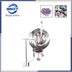 Stainless Steel Material Small Laboratory Pharmaceutical Tablet Sugar Coating Machine by-400