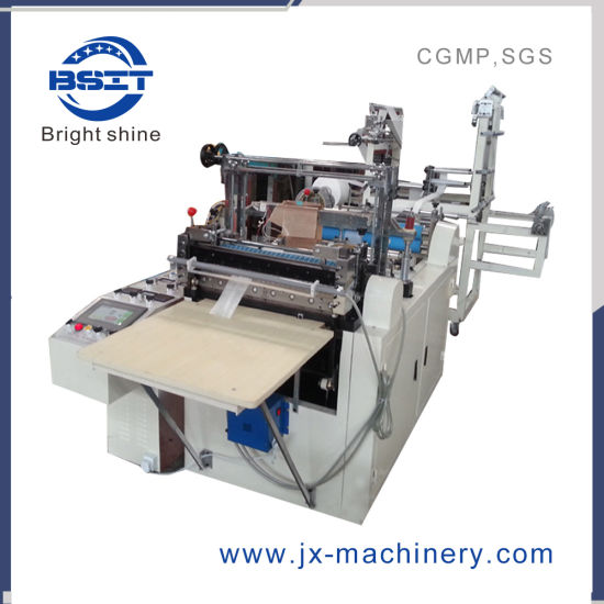 Automatic Empty Filter Tea Paper Bag Making Machine/Three Side Seal Bag Machine
