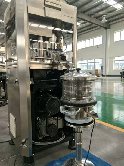 Zpt Bright Shine High Speed Automatic Rotary Pill Tablet Making Press Pharmaceutical Machine