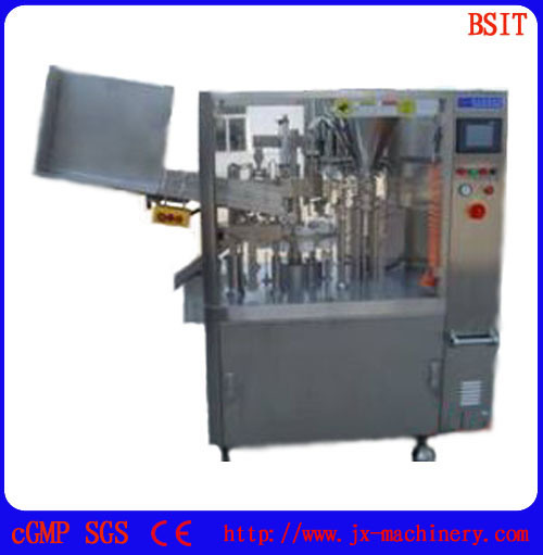 Soft Tube/Hose/Pipe Filling Sealing Batching Machine (Toothpaste/Cream/Food)