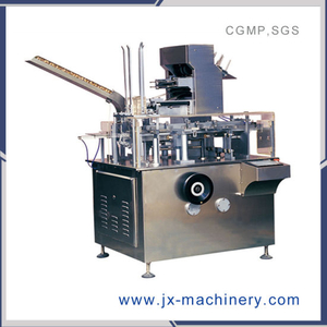 Automatically Horizontal Cartoning Machine for Blister Board
