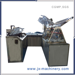 Empty Largest Suppository Moulding Suppository Filling Sealing Packing Machine