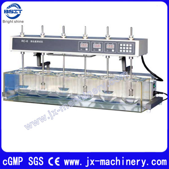 Tablet and Capsule Dissolution Tester (RC-6)