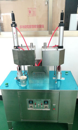 Tea Cup Hidden Filling Sealing Packaging Machine (BS-838)