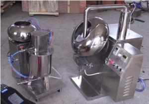 Hot Sale By800A Chocolate Film Coater Machine (Tablet/Sugar/Pill)