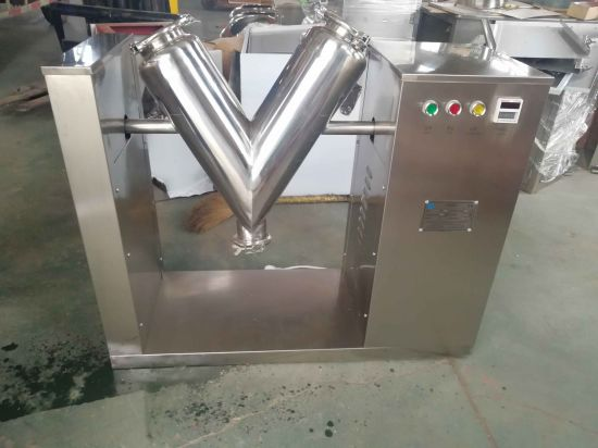 Good Price Hot Sale Pharmaceutical Powder Blender (V-Type)