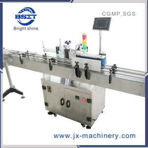 Automatic Adhesive Sticker Ampoule Tube Vial Labeling Machine