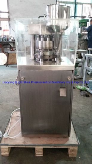 Zp5/7/9A Pharmaceutical Manufacturing Rotary Tablet Making Machine of Pill Press