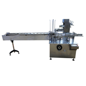 Fully Automatic Face Protective Cartoning Packing Machine