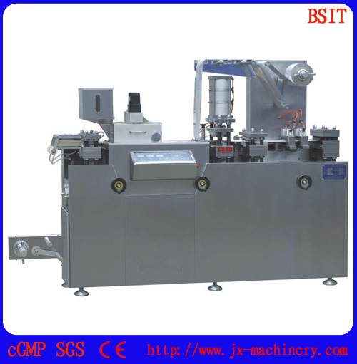Automatic Al-Plastic, Al-Al Blister Packing Machine (DPP-140)