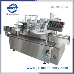 10ml High Quality Aerosol Spray Filling Machine