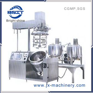 Emulsifying Blender Machine with GMP Standards