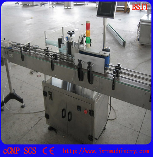 High Speed Labeling Machine for Plastic Ampoule 100-200PCS/M