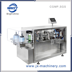 Automatic Oral Drinking Plastic Ampoule Forming and Filling Machine