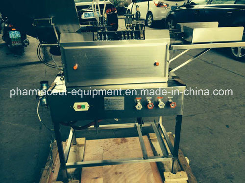 Pesticide Glass Ampoule Sealing Machine with Syringe Filling System (AFS-2)
