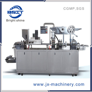 Pharmaceutical Manufacturing Machine Liquid Plastic Blister Packing Machine Dpp-250