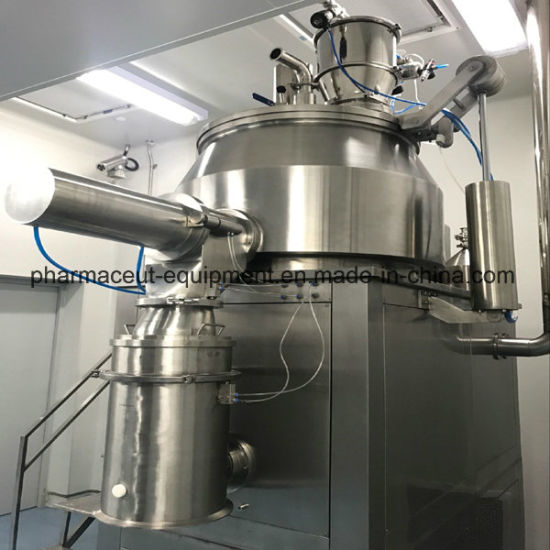 High Speed Granulator Mixer Machine