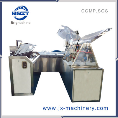 High Quality Control Anti Fungal Vaginal Suppository Filling Sealing Cutting Packing Machine
