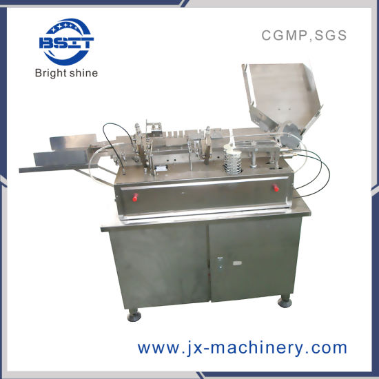 High Quality Auto Empty Ampoule Oil/Olive Oil/Vegetable Oil Filler and Sealer Machine (AFS-2)