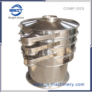GMP Certificate High-Efficient Sifting Machine (ZS-1000)