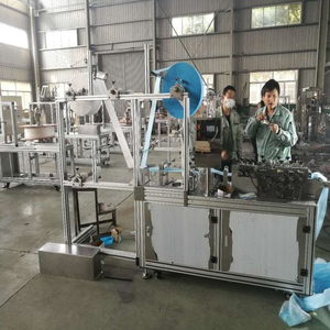 Hot High Quality Automatic Non Woven Face Mask Making Machine for Civil Use