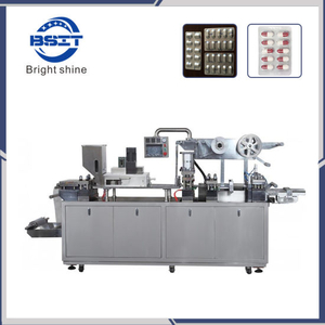 Dpp-250 Manufacturing Pharmaceutical Packing Packaging/Package Pack Machine of Automatic Blister Machinery