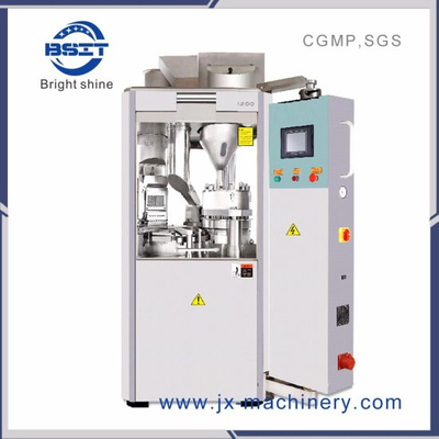 High Precision Fully Automatic Capsule Filler Machine (NJP-500/800/1200)