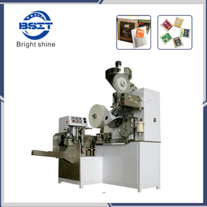 Lemon Tea Bag Packaging Machine with Tag/Thread/Outer Envelope (DXDC8IV)