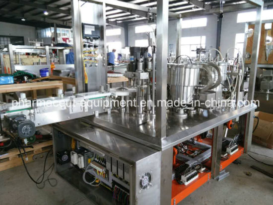 Automatic E Liquid Bottle Filling Packing Machine