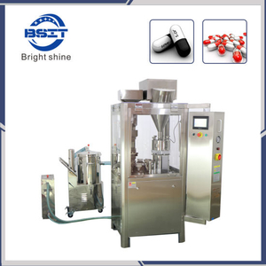 Njp260 Automatic Powder Pellet Liquid Capsule Filling Machine with GMP