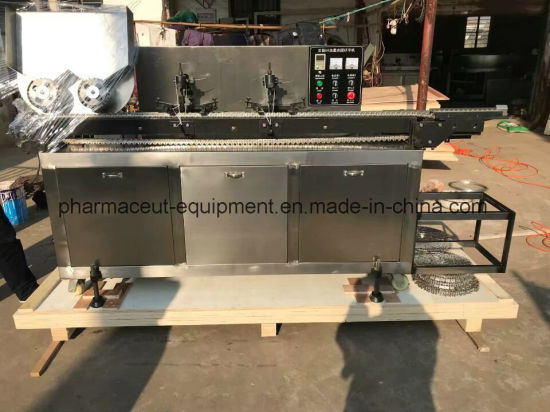 Glass Ampoule 1-20ml Silk Screen Printing Machine with GMP Certificate