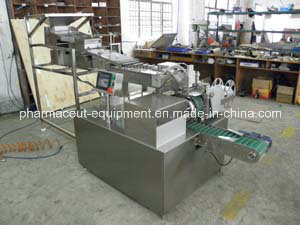 Effervescent Vitamin C Tablet Into Tube Wrapping Packaging Machine (BSJ-40)