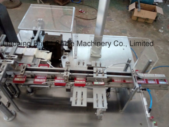 Automatic Bottle Box Catoning Packing Machine (ampoule/vial/blister/injector/suppository)