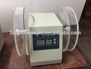 Hot Sale Pharmaceutical Machinery Laboratory Friability Tester for Tablet (CS-2)