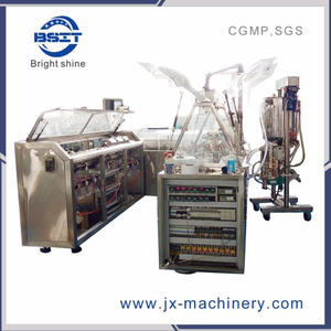 Fully Suppository Automatic Plastic Thermoforming Filling Sealing Machine