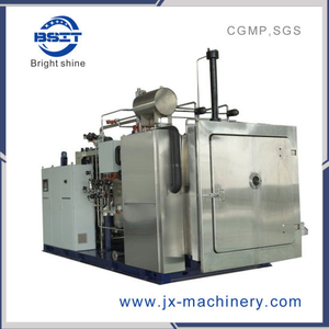 China Factory Supply Dried Food Lyophilizer Vacuum Freeze Drying Fruit Dryer Machine