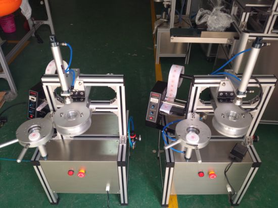 Ht900 Soap Hotel Packing Machine in China (capacity 6000-8000PCS/day)