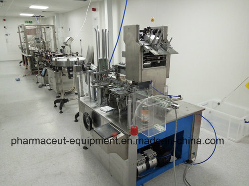 10ml Middle Speed Servo Motor Eyedrop Filling Machine with Ce